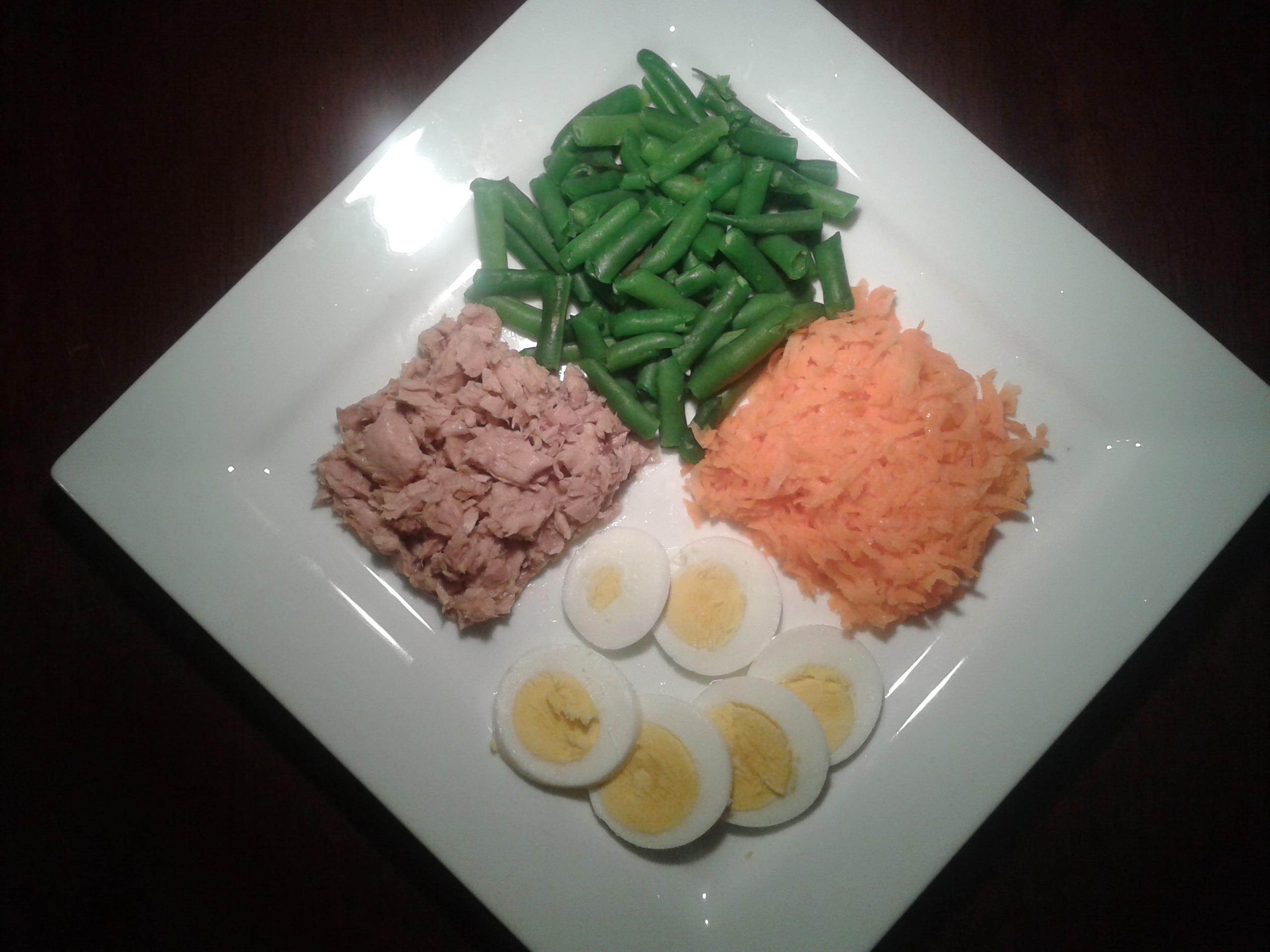 Salatavacsora