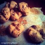 Mandulás – kókuszos keksz (gluténmentes, tejmentes, tojásmentes, cukormentes)
