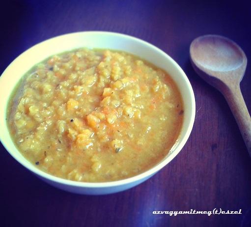 Currys_voroslencse_fozelek
