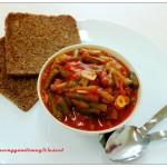 Curry mártás minden jóval :)