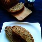 Egyszerű snidlinges pogácsa (tejmentes, tojásmentes recept)