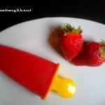 Ebéd a biodobozból :) – avagy Szezámmagos sült spárga saláta, petrezselymes burgonyával