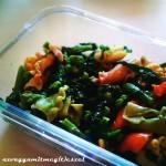 Spárgakrémleves (gluténmentes, tejmentes, zsírszegény recept)