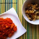 """""""Tejes"""" borsóleves (gluténmentes, tejmentes, tojásmentes, vegán recept)"""