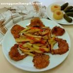 Gyors zöldséges tészta (tejmentes, tojásmentes, vegán recept)