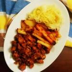 Téli superfood saláta (gluténmentes, tejmentes, tojásmentes, vegán recept)