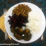 Keleties üvegtészta zöldségekkel (gluténmentes, tejmentes, tojásmentes, vegán recept)