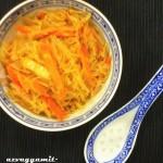 Sült zöldséges egytál (gluténmentes, tejmentes, tojásmentes, zsiradékmentes, vegán recept)