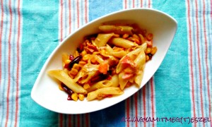 Penne lazaccal