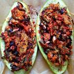 Kapros – garnélás tökragu (gluténmentes, tejmentes, tojásmentes , zsírszegény recept)
