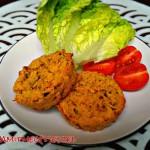 Mazsolás – diós zabtallér (tejmentes, tojásmentes, zsiradékmentes, vegán recept)