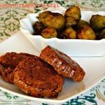 Csokis zabpehely muffin (tej-, tojás-, és zsiradékmentes, vegán recept)