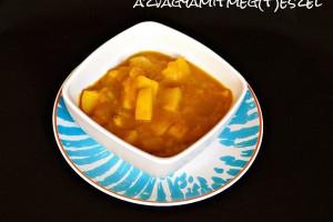 Kínai kel főzelék