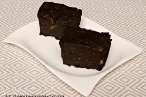 Édesburgonyás brownie