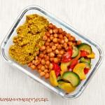 Mustáros – tárkonyos gombaragu (tejmentes, tojásmentes, zsiradékmentes, vegán)