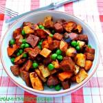 Gombaragu fodros kellel (gluténmentes, tejmentes, tojásmentes, zsiradékmentes, vegán)