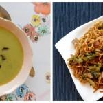 Élményekről és Tofuszalonnás zöldbablevesről