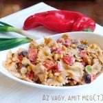 Pad Thai Party (gluténmentes, tejmentes, tojásmentes, vegán recept)