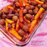 Narancsos – tormás céklaleves