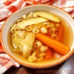 Lehet ez a leves még krémesebb? Figyelem, ropogós mikrozöldekkel tálalva :)